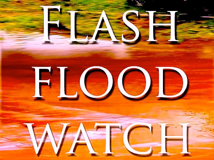 BLCF: Flash Flood Watch
