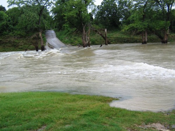 BLCF: flash flood