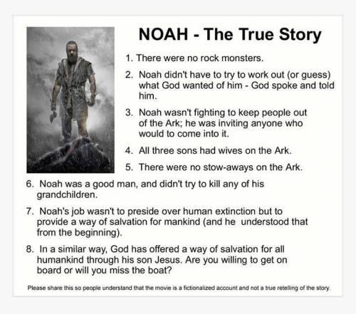 BLCF: Noah
