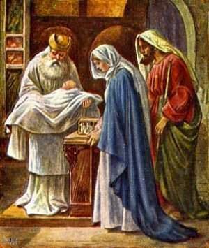 BLCF: Presentation of the Child Jesus