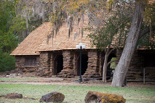 Palmetto State Park Texas Refectory
