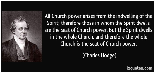BLCF: the-spirit-charles-hodge