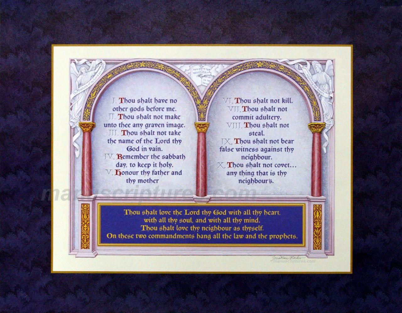blcf_Commandments