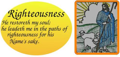 BLCF: 23_Psalm_righteousness
