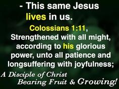 BLCF: Colossians_1_11