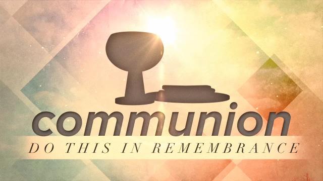 BLCF: Communion