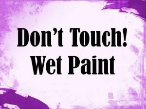 dont-touch-wet-paint