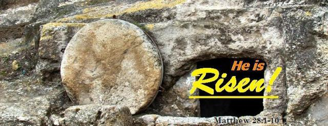 BLCF: Jesus-Christ-empty-tomb-resurrection-salvation