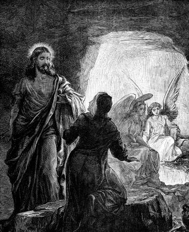 Easter Miracles: In a Room; On a Road; and In a Tomb  (5/6)