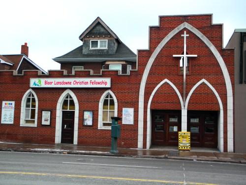 BLCF Church Toronto Canada