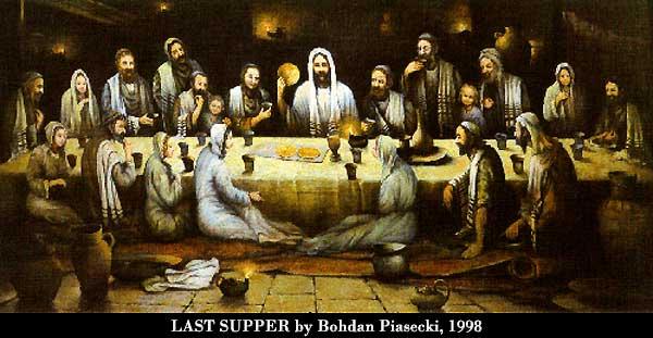 BLCF: Piasecki-LastSupper