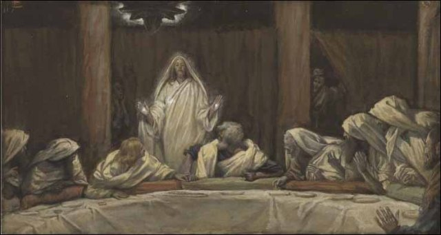 BLCF: tissot-the-appearance-of-christ-at-the-cenacle