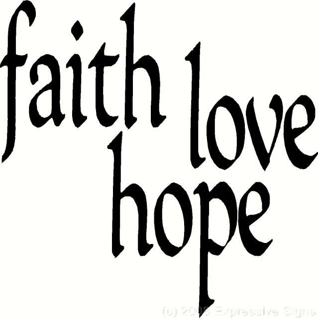 BLCF: Faith_Hope_Love