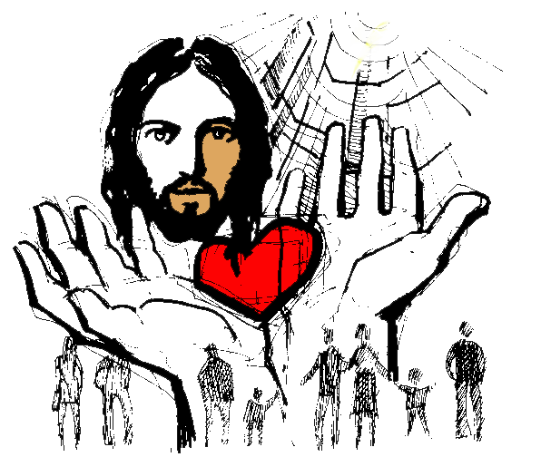 BLCF: heart of Jesus