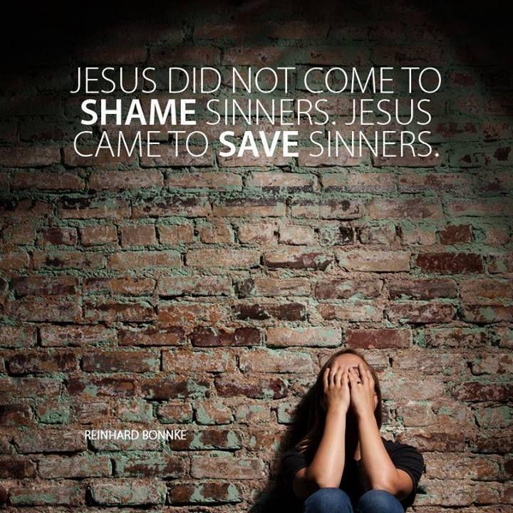 BLCF: Jesus-Came-To-Save-Sinners