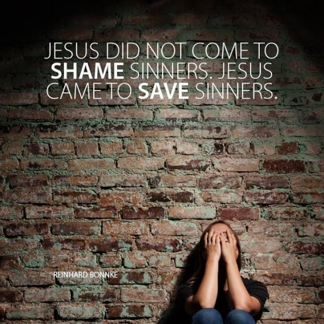 BLCF: Jesus-Came-To-Save-Sinners