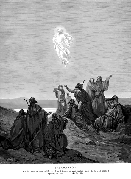 BLCF: Luke24,50-53TheAscension