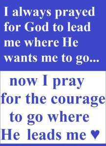 BLCF: Pray to God