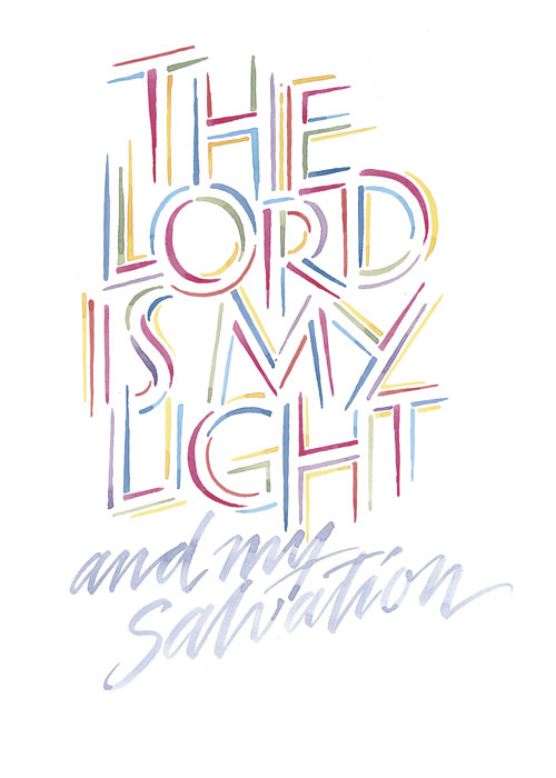 BLCF: Psalm_27
