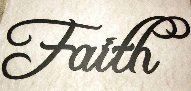 BLCF: Faith