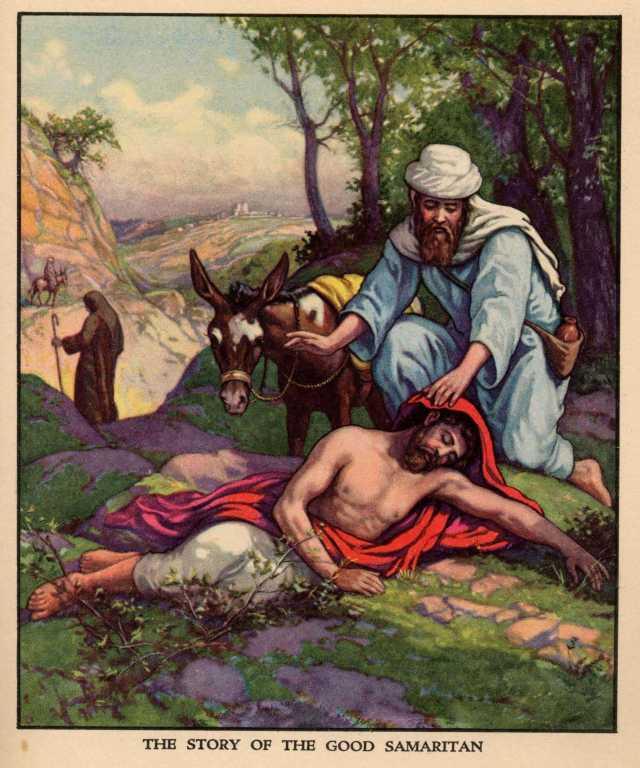 BLCF: good-Samaritan