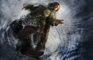 BLCF: Jesus-walks-on-water