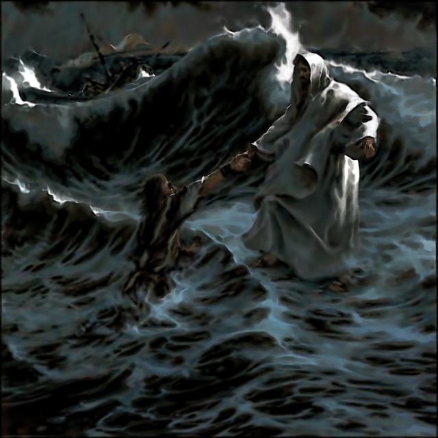 BLCF: JesusOnWater