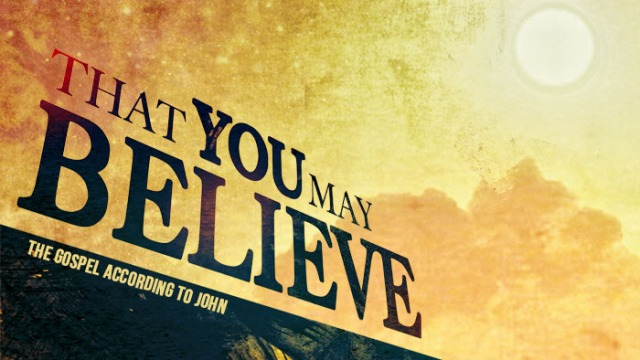 BLCF: that-you-may-believe-John