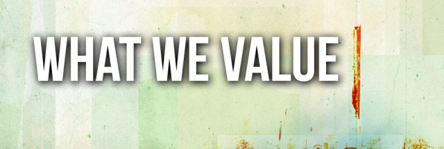 BLCF: what-we-value