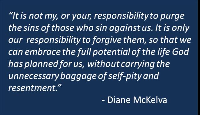 BLCF: Diane-McKelva-Forgiveness