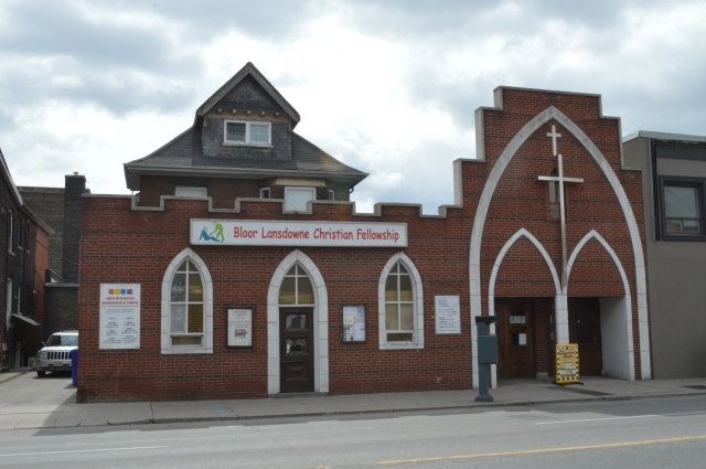 BLCF Church