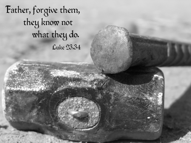 BLCF: Father-forgive-them