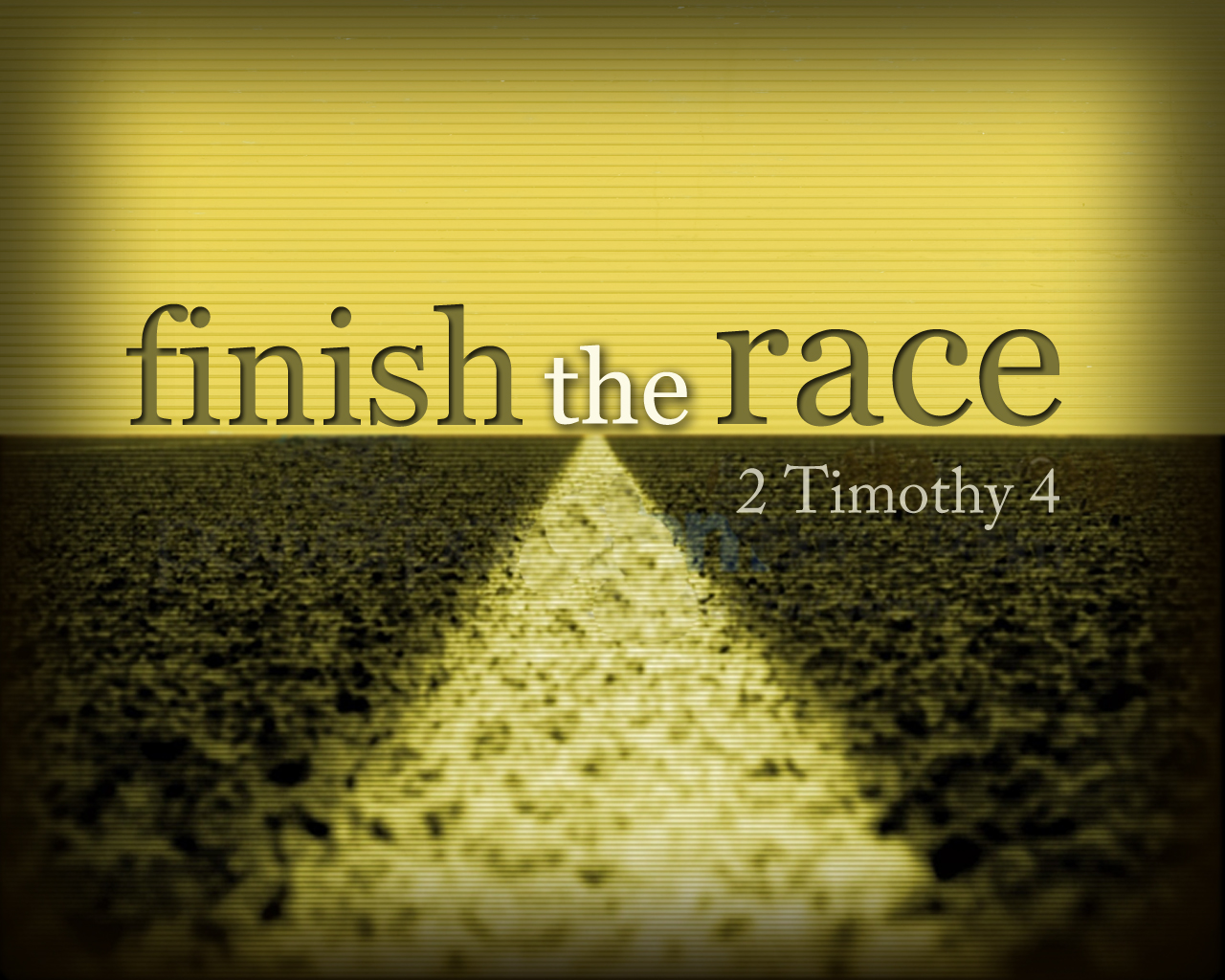 BLCF: FinishTheRace