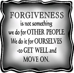 BLCF: forgiveness
