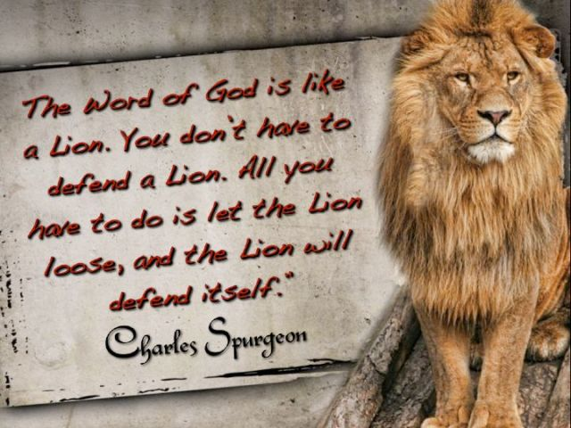 BLCF: God's_Word_like_a_Lion