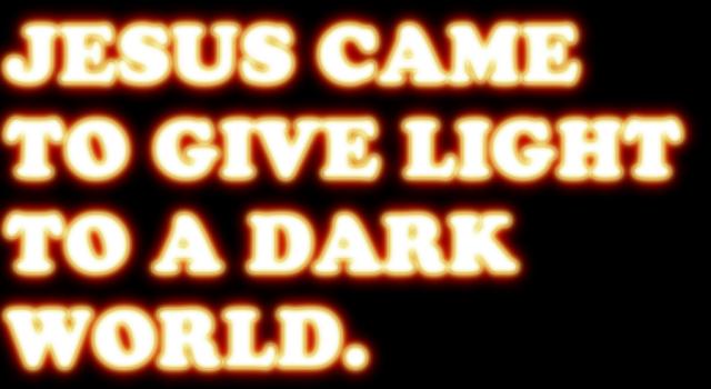 BLCF:Jesus-is-Light-Pic