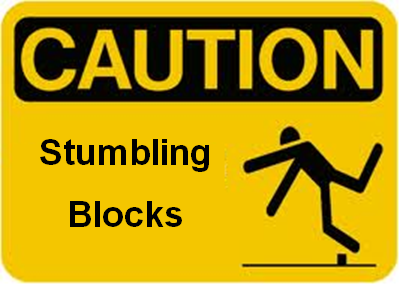 BLCF: stumbling-blocks