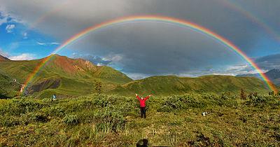 BLCF: Double-rainbow