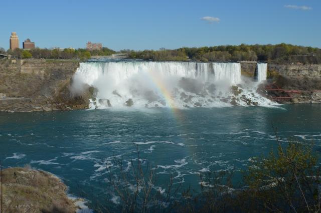 BLCF: American Falls Niagra Rainbow 2