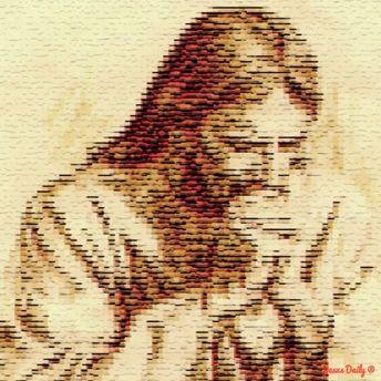 BLCF: Jesus_Prays