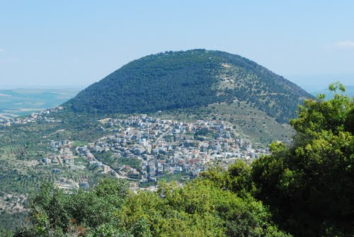 Mount Tabour today