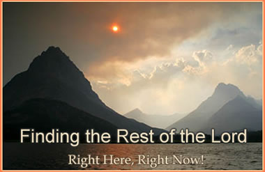 BLCF: Finding rest in the Lord
