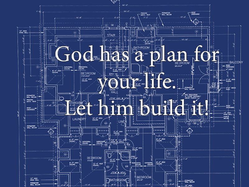 God reveals himself bloor lansdowne christian fellowship for How to read foundation blueprints