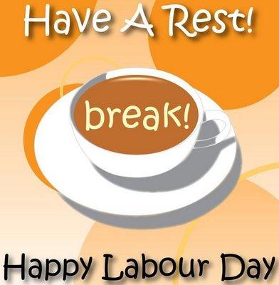 BLCF: happy labour day