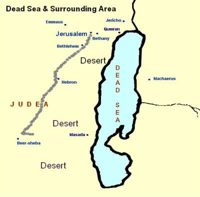 BLCF: judean_desert