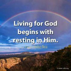 BLCF: resting_in_Him