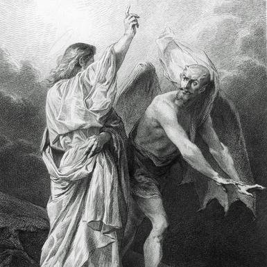 BLCF: Satan Tempts Jesus