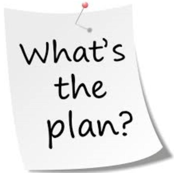 BLCF: Whats-The-Plan