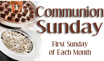 BLCF: Communion_Sunday