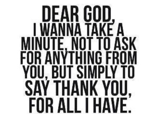 BLCF: dear-God